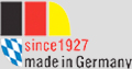 since 1927 made in Germany